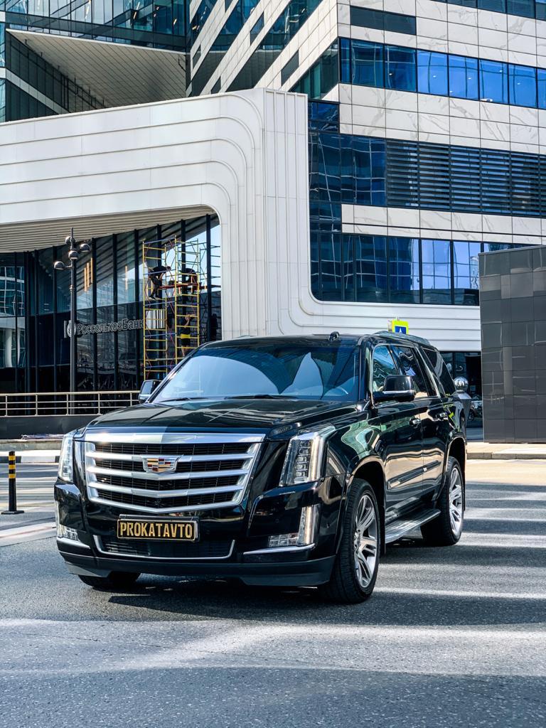 Cadillac Escalade IV АКПП(2)