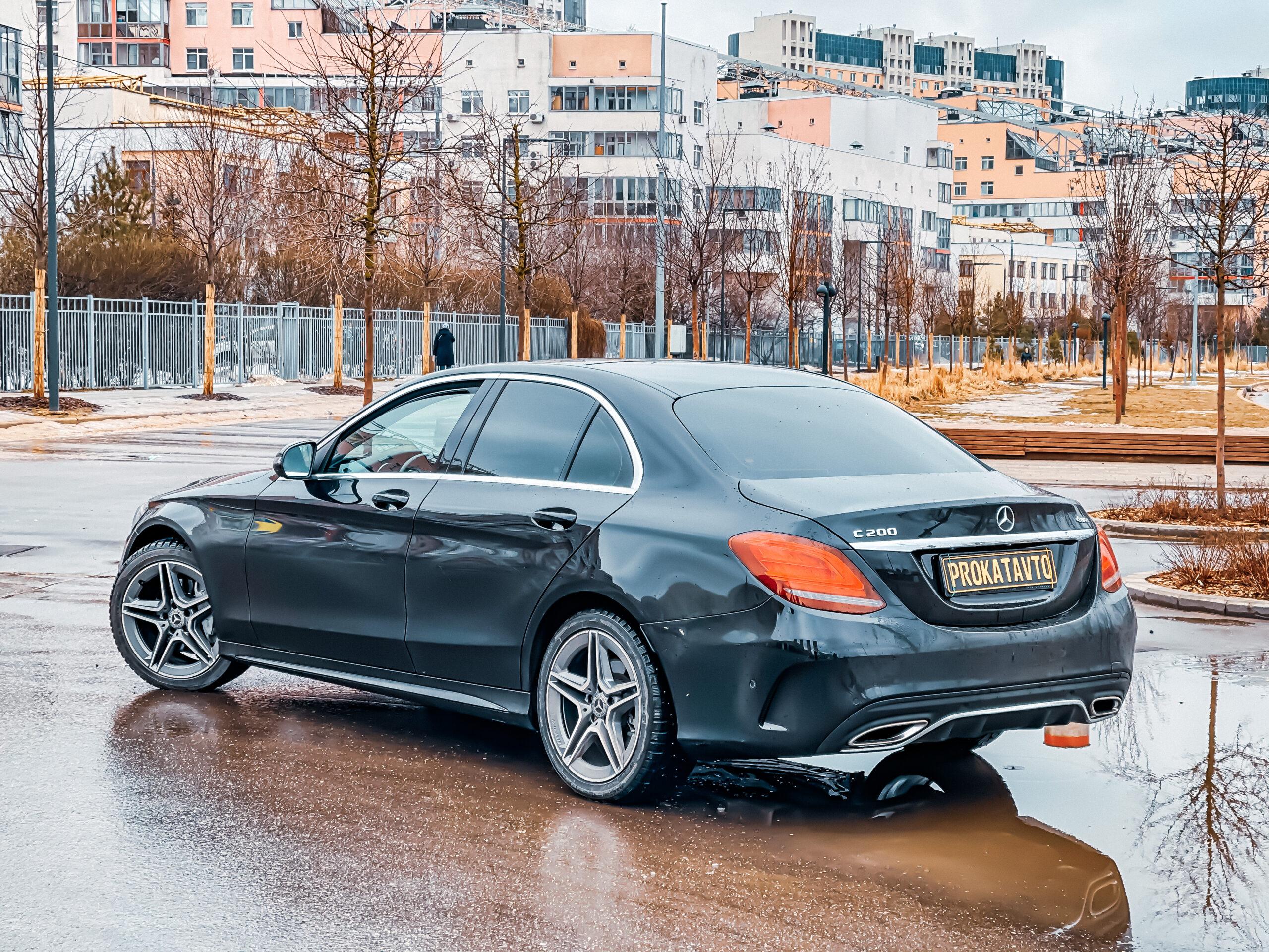Mercedes-Benz C 200 4MATIC-3