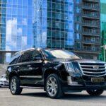 Cadillac Escalade IV АКПП(1)