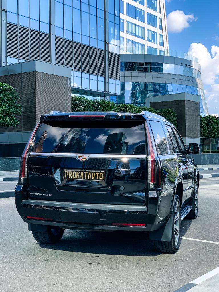 Cadillac Escalade IV АКПП(4)